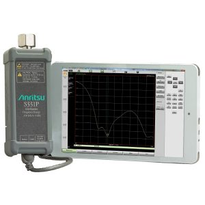 Anritsu S331P<br>Cable and Antenna Analyzer