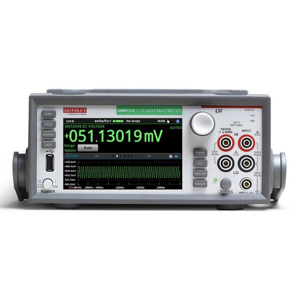 Keithley DMM7510 7½-digit Graphical DMM