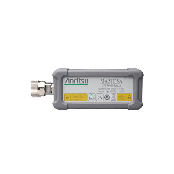 Anritsu MA24118A 18GHz Power Sensor