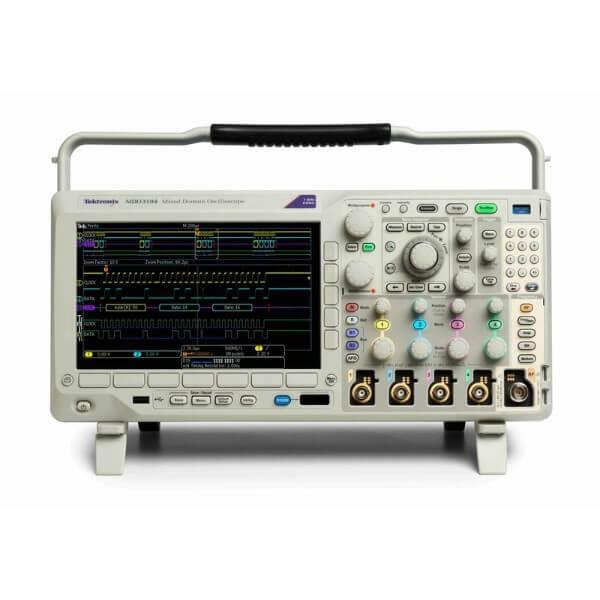 Tektronix Analog Oscilloscope : Tektronix mdo mhz oscilloscope gomeasure