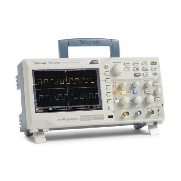 Oscilloscope Pulse Measurement : Tektronix tbs b mhz oscilloscope gomeasure