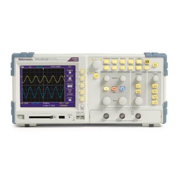 Tektronix TPS2012B 100 MHz Oscilloscope
