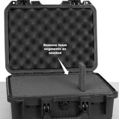 Tektronix RSA300TRANSIT Hard-sided transit case