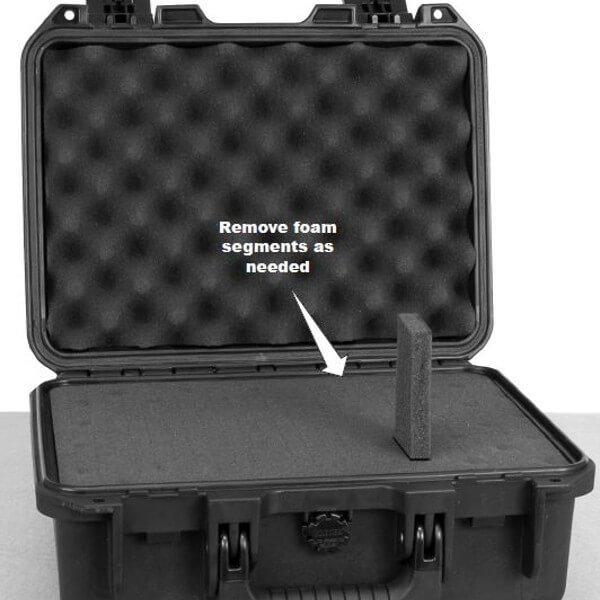 Tektronix RSA300TRANSIT Hard-sided transit case