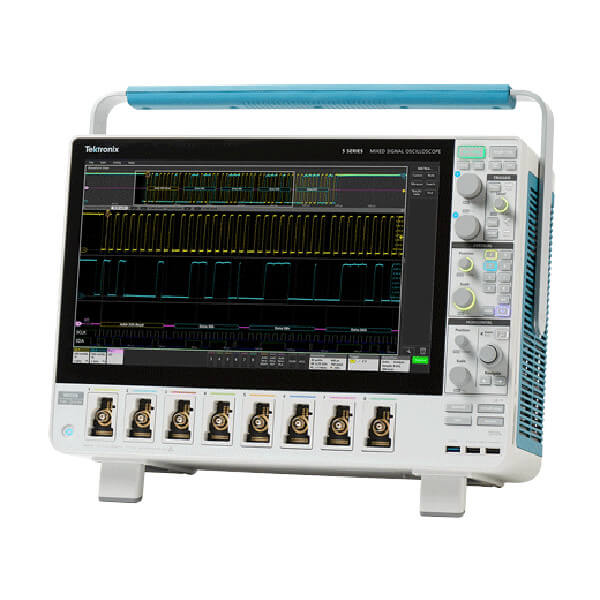 Tektronix MSO58 8 channel Oscilloscope