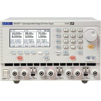 Aim-TTi MX100TP Power Supply Triple multi range 375W