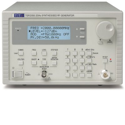 Aim-TTi TGR2050 2GHz Synthesised Signal Generator