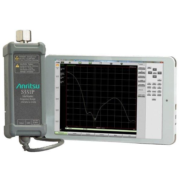 Anritsu S331P Cable and Antenna Analyzer