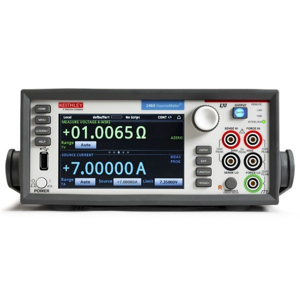 Keithley 2460 100V, 7A, 100W SourceMeter