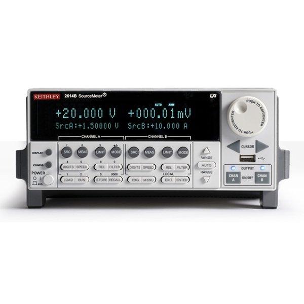 Keithley 2614B 200V, 10A, 200W SourceMeter
