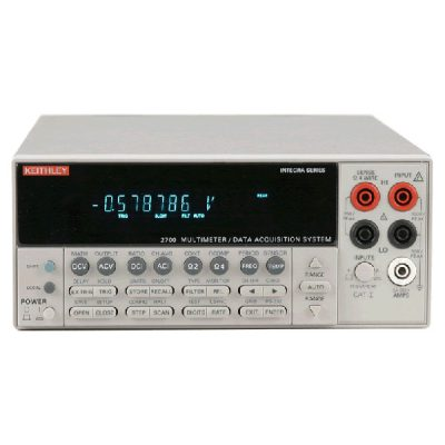 Keithley 2700 Data Acquisition