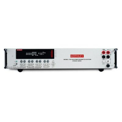 Keithley 2750 Data Acquisition