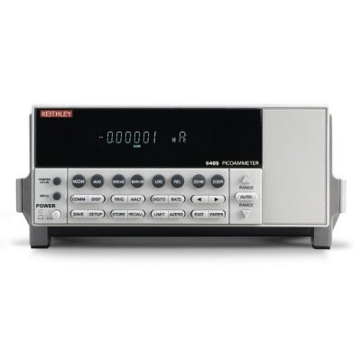 Keithley 6485 Picoamperemeter