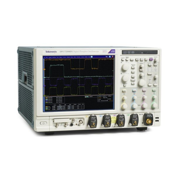 Tektronix DPO72304DX 23 GHz Oscilloscope