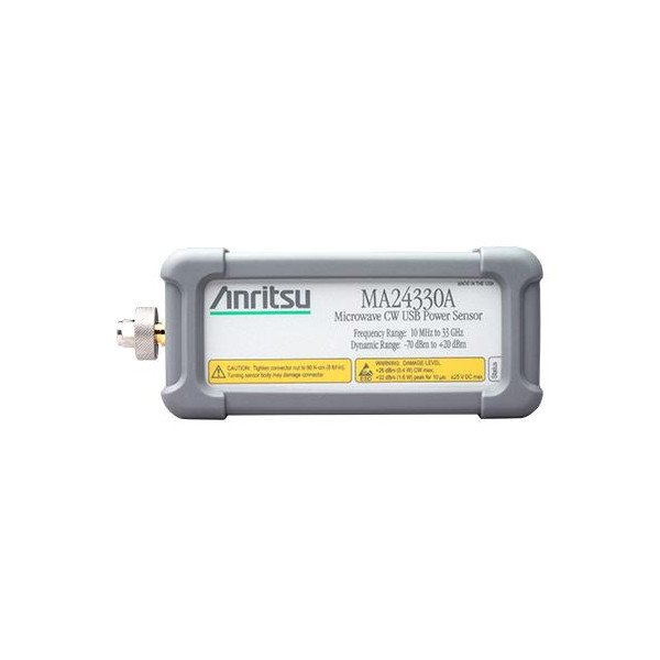 Anritsu MA24330A 33GHz Power Sensor