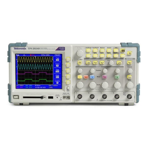 Tektronix TPS2024B 200 MHz Oscilloscope