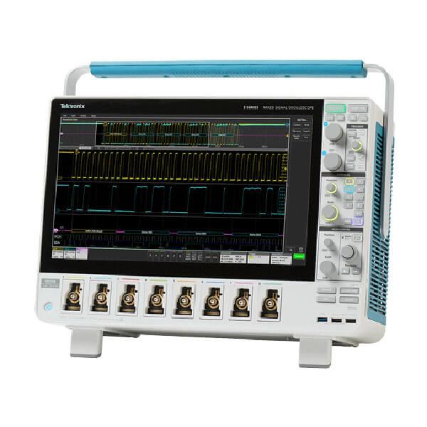 DEMO Tektronix MSO54, 4 Ch  Oscilloscope 1GHz Bandwidth + PWR-option