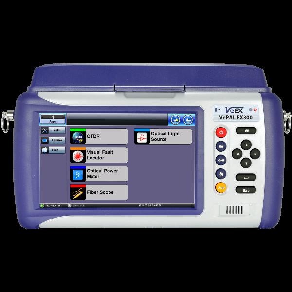 VeEX FX300 FTTx/PON OTDR