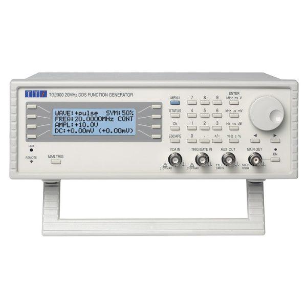 gaixample.org 25 MHz TTI TGP3121 Pulse and Universal Generator ...