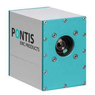 PONTIS EMC Cam5 Hardened Remote or Manual Control Camera