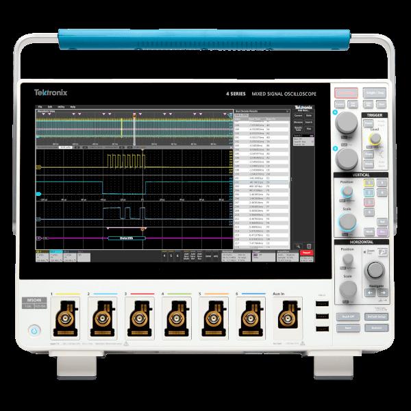 Tektronix MSO46<br>6 Ch. Oscilloscope